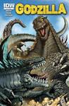 Godzilla Rulers of Earth issue 2
