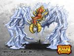 Colossal Kaiju Combat - Torrentula