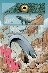 Godzilla Rulers of Earth page 8 by KaijuSamurai