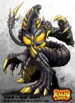 Colossal Kaiju Combat - Nemesis