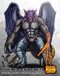 Colossal Kaiju Combat - Aggredora