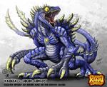 Colossal Kaiju Combat - Kagiza