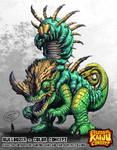 Colossal Kaiju Combat - BullDozer