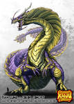Colossal Kaiju Combat - Tian Lung