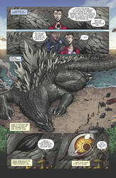 Godzilla Rulers of Earth issue 4 - page 2