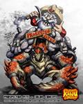 Colossal Kaiju Combat - Prospector Pete