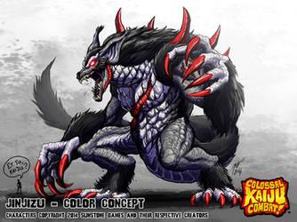 Colossal Kaiju Combat - Jinjizu by KaijuSamurai