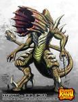 Colossal Kaiju Combat - Kakushigo