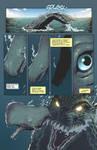 Godzilla Rulers of Earth issue 10 - pg 1
