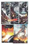 Godzilla Rulers of Earth issue 11 - pg 3