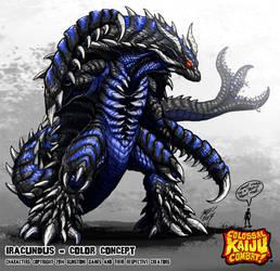 Colossal Kaiju Combat - Iracundus by KaijuSamurai