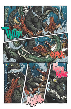 Godzilla Rulers of Earth issue 12 - pg6