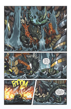 Godzilla Rulers of Earth issue 12 - pg7