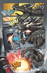 Godzilla: Rulers of Earth issue 14 page 1