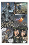 Godzilla: Rulers of Earth issue 14 page 5