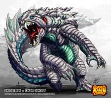 Colossal Kaiju Combat - Sarcosteon