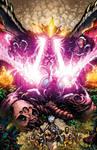 Godzilla Rulers of Earth #18 cover
