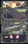 Godzilla Rulers of Earth #18 pg 1
