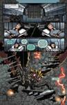 Godzilla Rulers of Earth #20 pg1
