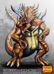 Colossal Kaiju Combat - Tyrantasaur