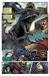 Godzilla Rulers of Earth #22 pg1