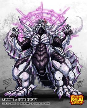 Colossal Kaiju Combat - Xerimus