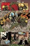 Godzilla Rulers of Earth #23 pg2