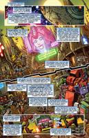 Botcon 2015 Page 1 by KaijuSamurai