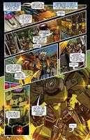 Botcon 2015 Page 2 by KaijuSamurai