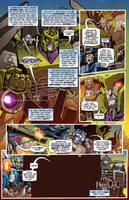 Botcon 2015 Page 3 by KaijuSamurai