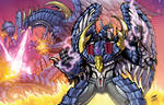 Deathsaurus Botcon 2015 Print