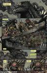 Godzilla Rulers of Earth #25 pg1