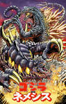 Godzilla vs Nemesis - special print