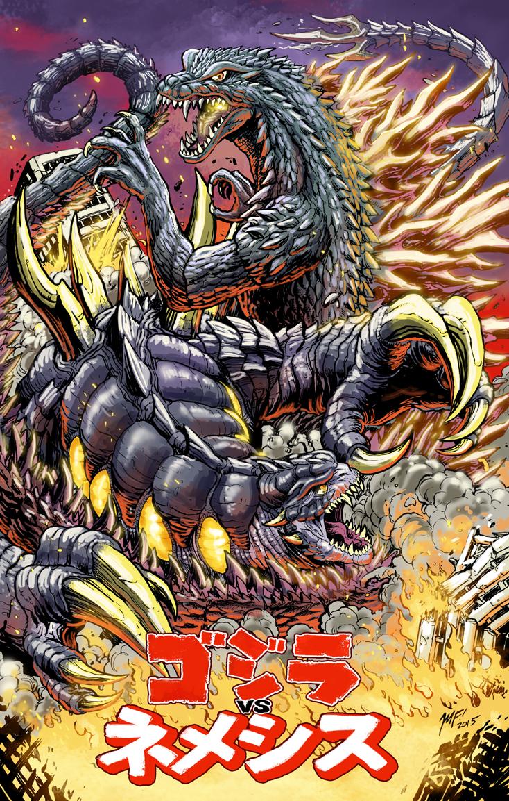 Godzilla vs Nem... Jill Valentine Age