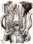 Kaigai Manga Festa - Godzilla Vs Biollante