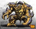 Colossal Kaiju Combat - The Atlantic Scourge
