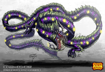 Colossal Kaiju Combat - Hofo Pepe by KaijuSamurai