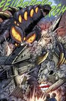 Project Nemesis #3 page 2 by KaijuSamurai