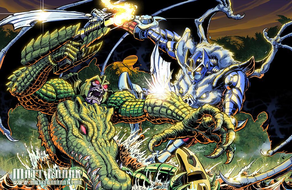 beast wars 20th anniversary botcon by kaijusamurai on