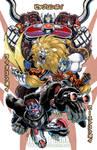 Beast Wars - Primal and Convoys
