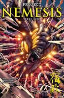 Project Nemesis #5 cover by KaijuSamurai