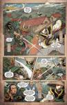 Godzilla Rage Across Time #1 pg 1