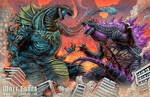 Shin Jirass vs Legendary Gomess
