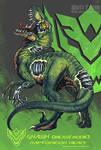 Raptoricons - Gnash beast mode