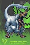 Raptoricon - Shred beast mode