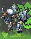 Raptoricons - Shred beast mode