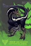 Raptoricons - Slice beast mode