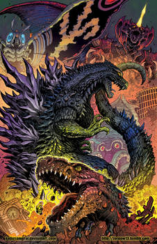 Godzilla Rulers of Earth Japanese Edition NEW vol1