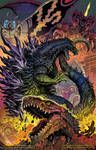 Godzilla Rulers of Earth Japanese Edition NEW vol1