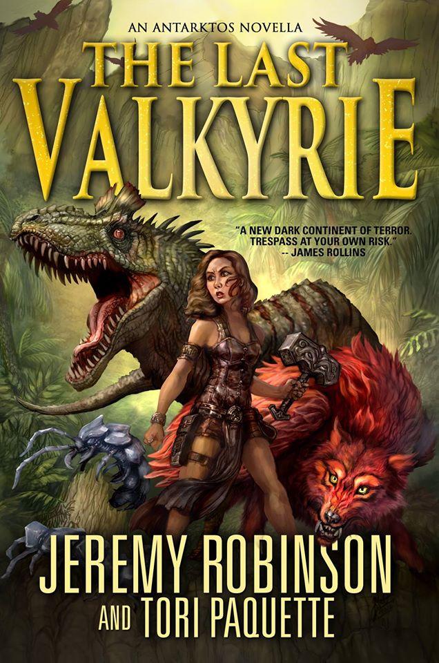 The Last Valkyrie cover by KaijuSamurai